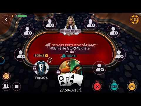 Zynga poker %100 para hilesi ama kasma