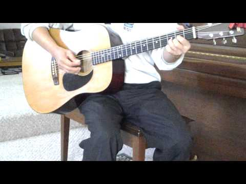 KimWin: Lauren acoustic guitar with nylon strings sound sample