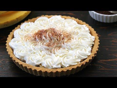 No Bake Banoffee Pie Recipe | How Tasty Channel