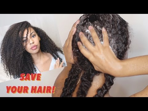 How To Make your NATURAL HAIR routine EASIER! See FAST results and Save TIME!