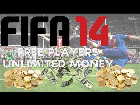 FIFA 14 - Career | Free Players/Unlimited Money Glitch