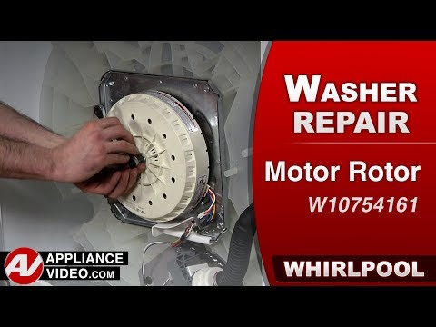 Whirlpool Washer  - Not working properly -  Rotor repair & diagnostic