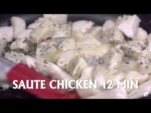 Pesto Chicken Rigatoni - Recipe Rack