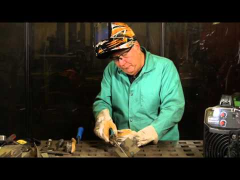 How to MIG Weld Stainless Steel to Mild Steel | MIG Monday