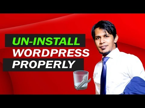 How to Completely Uninstall WordPress From HostGator cPanel