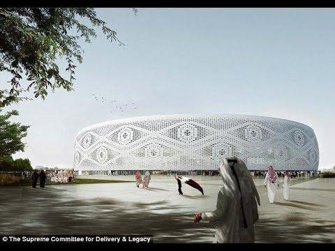 Qatar to Build World Cup Stadium Shaped like Arabian Cap