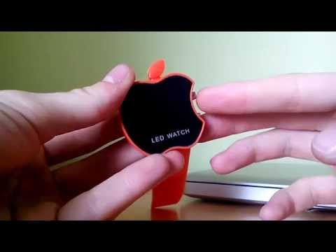 New apple LED watch review (china edition)