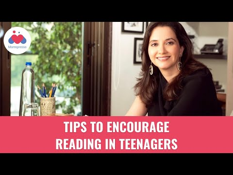 How To Encourage Reading - Parenting Tips by Anupama Chopra