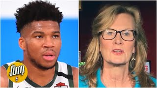 Which team is the biggest threat to Giannis & the Bucks in the East? | The Jump