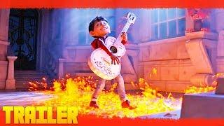 Coco (2017) Disney Primer Tráiler Oficial Español