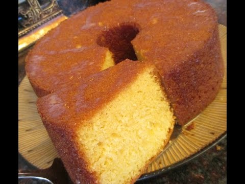 EASY 7-Up Pound Cake Recipe