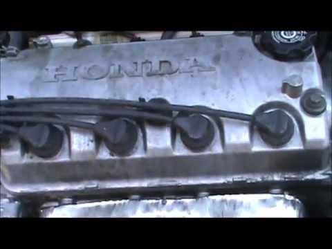 Honda Timing Belt Pt.1