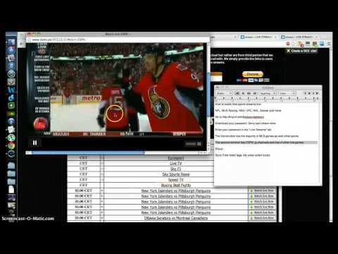 How to watch NFL games online free (Working! Legit!)