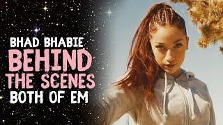 "Bhad Bhabie ""Both Of Em"" BTS Music Video   Danielle Bregoli"