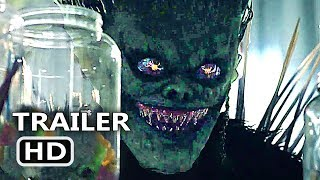 DEATH NOTE Official RYUK Reveal Clip (2017) Nat Wolf, Netflix New Thriller Movie HD