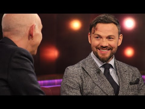 Andy Lee on how important his wife has been in his success | The Ray D'Arcy Show