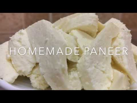 Homemade Paneer made with Milk powder I Cottage Cheese Recipe I How to make Paneer