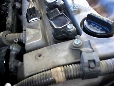 toyota camry 07 spark plugs replacement