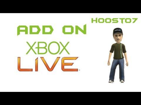 Add Me On Xbox Live | Send Friend Requests