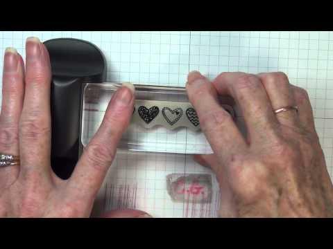 Inside Valentine Card - Tutorial