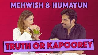 Truth or Kapoorey ft. Mehwish Hayat & Humayun Saeed | MangoBaaz