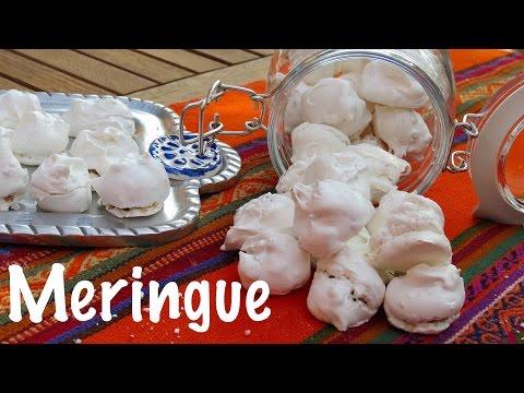 Easy Meringue Cookies Recipe  | The Frugal Chef