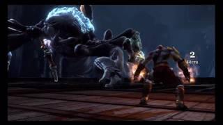 Download God of War 3 - Kratos vs Giant Scorpion Boss Battle (HD) Video