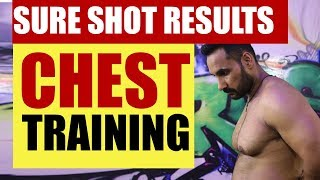 Crazy chest training with guaranteed results | Day 11 of 90 days transformation