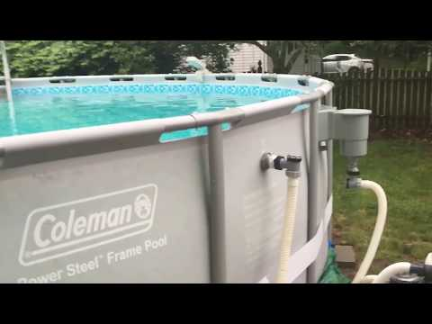Coleman/Intex 22x52 pool. Tips for ground prep and leveling.