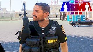 Arma 3 Life Police #60 - Testifying in Court - PakVim net HD
