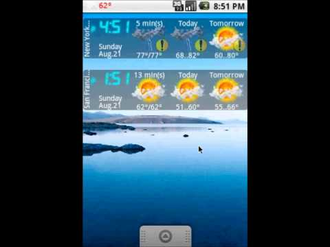 Elecont Weather, USA radar, Alerts, Earthquakes for Android