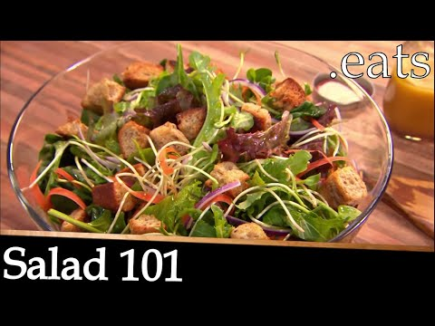 Salad 101 with Chef Michael Smith