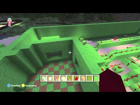 Rock Paper Scissors MInecraft Game & Rainbow Runner