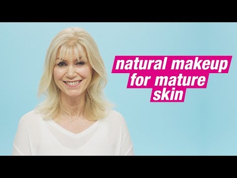 HOW TO | Natural Makeup Tutorial | For Mature Skin