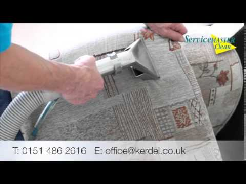 ServiceMaster Clean Liverpool Sofa Cushion Cleaning