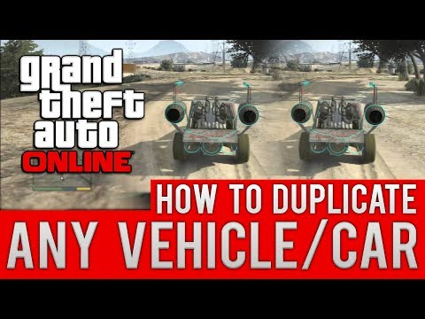 WGTA ONLINE HOW TO DUPLICATE ANY VEHICLE