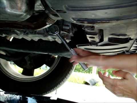 2007 Honda Civic Transmission Fluid Change