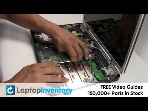 Dell Inspiron 1525 1545 Motherboard Replacement Repair - Fix Main Board Notebook Laptop