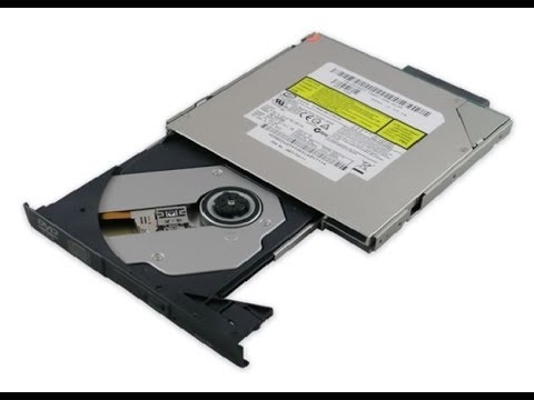 Upgrade your Laptop's CD/DVD Drive to Blu-Ray!!