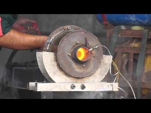 DIY Jet Engine(Annular combustor)