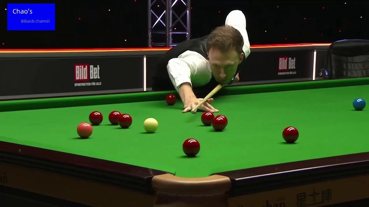 2021斯诺克德国大师赛 1/4决赛 丁俊晖(Ding Junhui) vs 贾德-特鲁姆普(Judd Trump) 2021 snooker Germany Masters