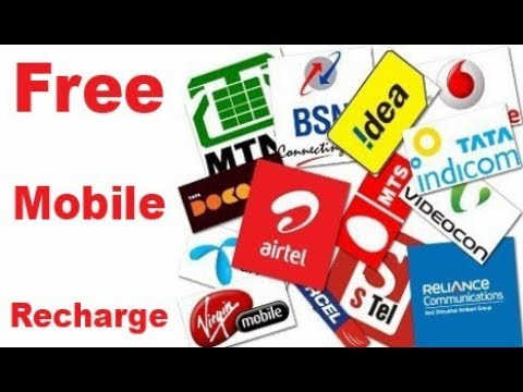 100% Free Mobile Recharge from Amazon India!!!