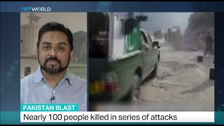 Pakistan Blast: Series of attacks hit the country in four days
