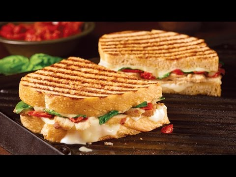 Indian Street Food: Grilled Panini