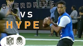 Nike 7ON Championship Game 2: HYPE vs. OVERDRIVE | The Opening | NFL
