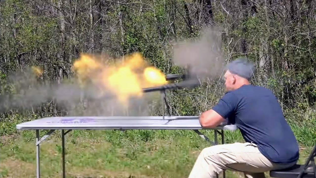 ¿Por qué Explotó el Rifle Calibre .50 de Kentucky Ballistics? 💥