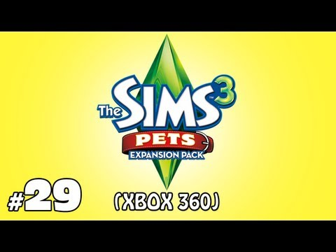 The Sims 3: Pets (Xbox 360) - Part 29 - KIDNAPPER