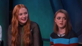Game of Thrones Cast: Funny Moments