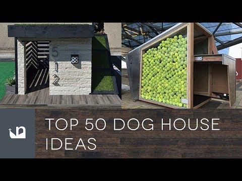Top 50 Dog House Ideas