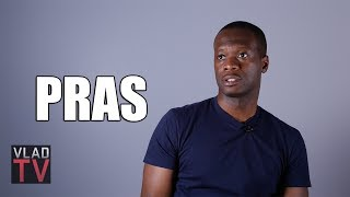 Pras on 2Pac Dissing the Fugees, Squashing the Beef Before Pac Died